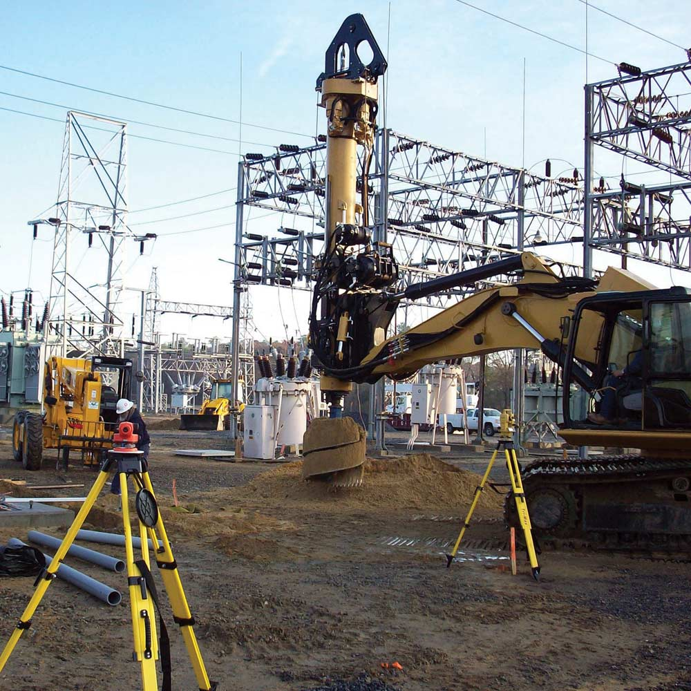 Asplundh Construction Substations
